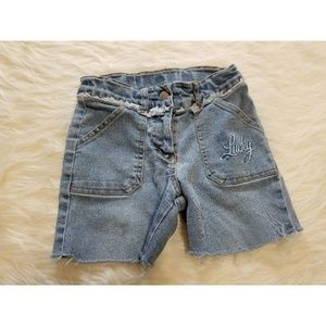 Lucky Brand Kids Jeans Shorts Sz y